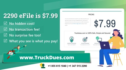 2290 form 2019 cost  Truck Tax Dues | simplified 13 preparation